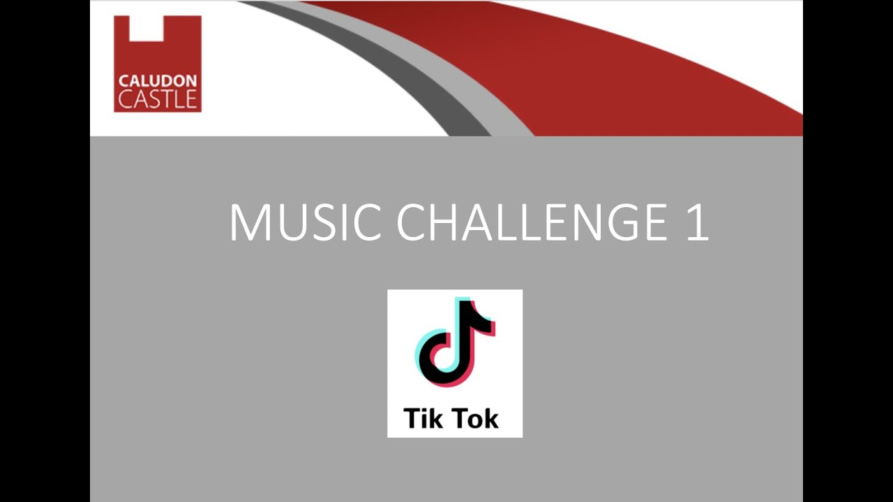 Music Challenge Tiktok 1 Youtube