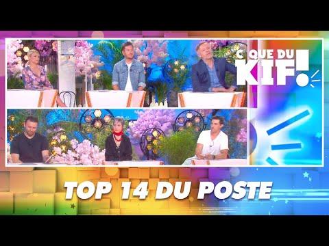 Le Top 14 Du Poste : Les Moments Les Plus Darkas Vu à La Télé !