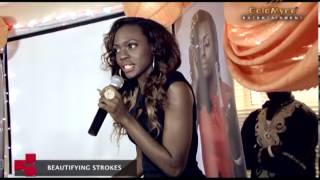 BBA Beverly Osu speaks @ Beautifying Strokes