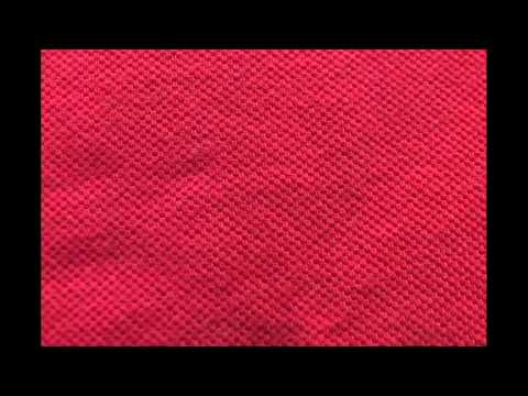 Cách phân biệt vải thun trơn, vải cá sấu, vải cá mập