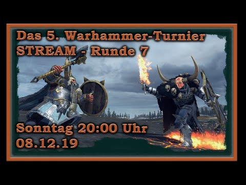 Das 5. Warhammer-Turnier! Der siebte Champion! - Total War: Warhammer 2 deutsch