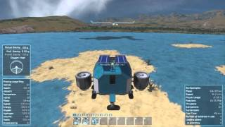 (Brand New) Space engineers survival series episode 1