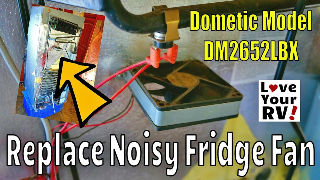 maxresdefault replacing my noisy dometic dm2652 rv fridge fan youtube fuse box humming at gsmx.co