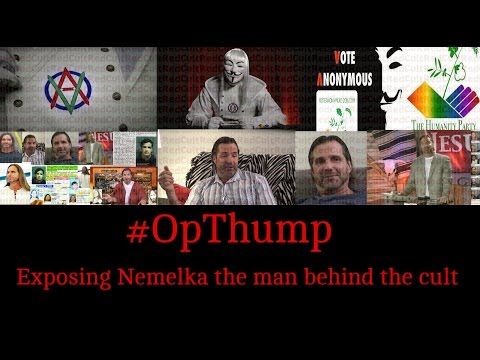 Anonymous- OpThump 2 Exposing the man behind the cult