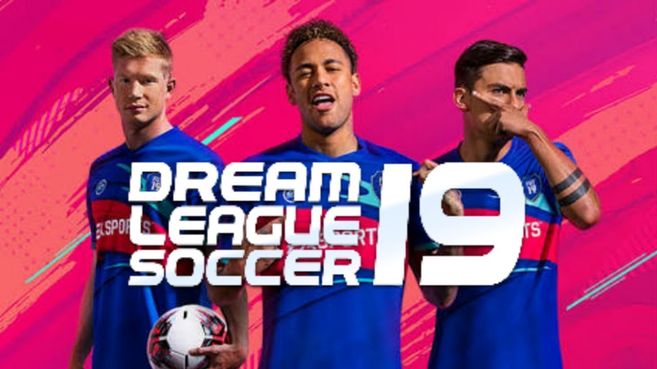 Dream League Soccer Mod FIFA 19 Ultimate Team | Download