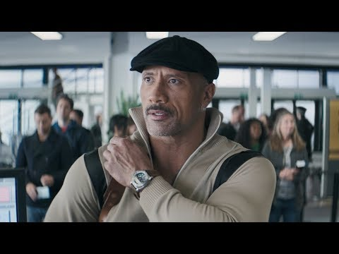 Fast And Furious: Hobbs And Shaw / Airport Scene (Mike Oxmaul)
