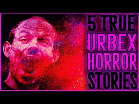 5 TRUE & Creepy Urban Explorations Gone Wrong Horror Stories (Urbex Stories)