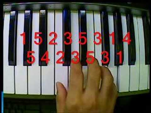 Get Piano Lesson 4 (Part One) Right Hand Sight-Reading