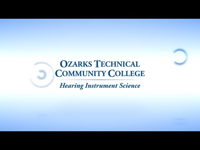OTC Allied Health - Hearing Instrument Science