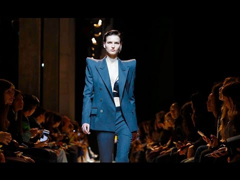 Mugler | Fall Winter 2017/2018 Full Fashion Show | Exclusive