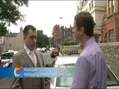 Executive Taxis Dublin | Luxury Cars | Taxi Service