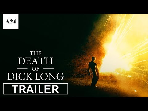 Voici le premier trailer bien barré de The Death of Dick Long