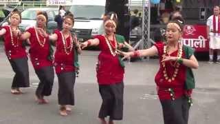 Rodhi Dance - Nepali Mela UK 2015- Sopal Samaj UK