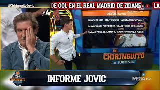 DEMOLEDOR informe sobre JOVIC y ZIDANE de Edu Aguirre