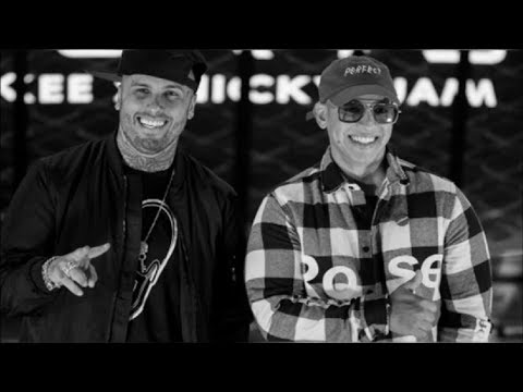 Daddy Yankee beef with Nicky Jam (2004)
