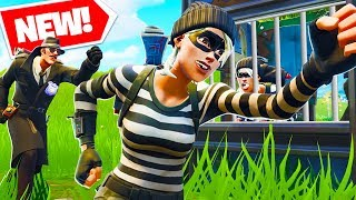 *NEW* Fortnite COPS & ROBBERS Custom Gamemode In Playground v2 | Fortnite W/ Vikkstar, Kenny, & Nico