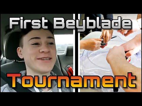 MY FIRST BEYBLADE TOURNAMENT (WBO Tournament footage)