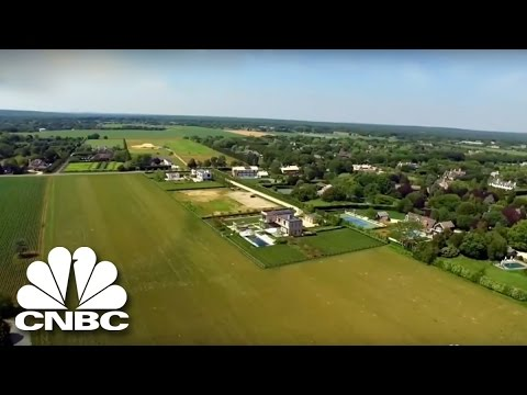 A $60 Million Compound In The Most Expensive Zip Code In USA | Secret Lives Super Rich | CNBC Prime