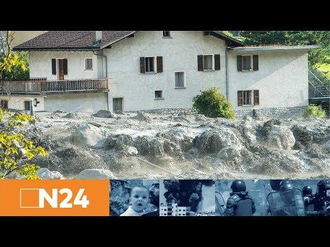 Graubünden: Auch Deutsche unter acht Vermissten nach Bergrutsch in der Schweiz
