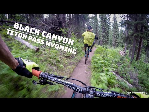 Turn Clinic on Black Canyon | Teton Pass, Wyoming