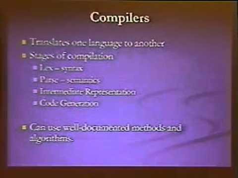 DEFCON 13: A Linguistic Platform for Threat Development