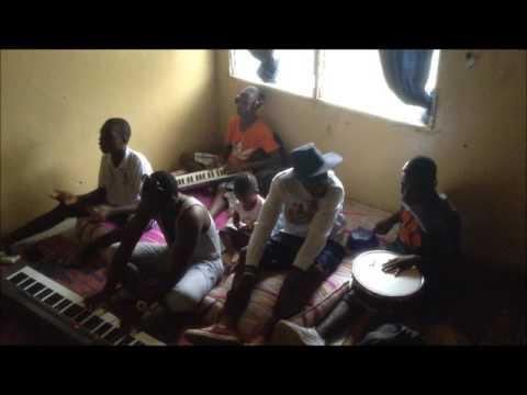 El Shadai Worshipers says bye to Ganta City, Liberia