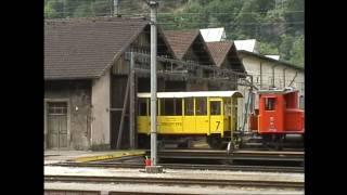 Gotthard 125 years | Part 1 | Gotthard Freight