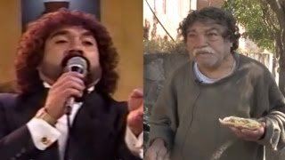 Ex Vocalista de Ángeles Negros Vive como Indigente