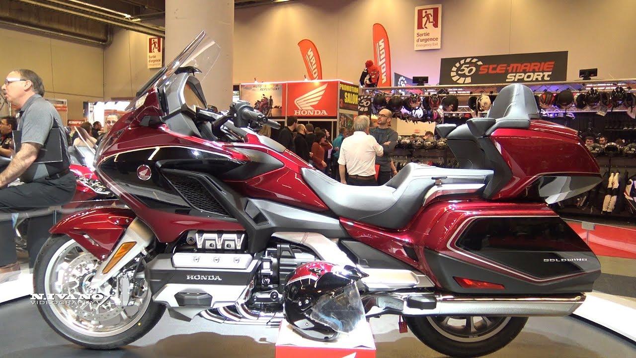 2018 Honda Gold Wing Walkaround 2018 Montreal Motorcycle Show