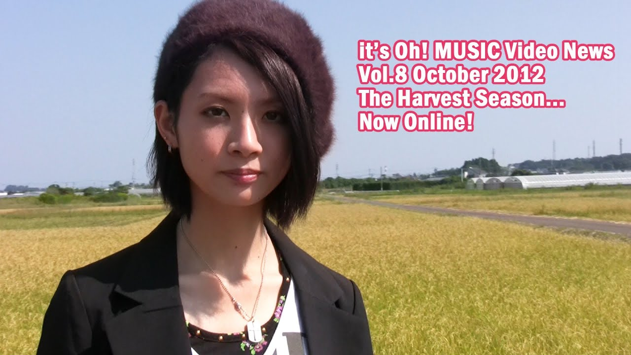 it's Oh! MUSIC Video News Vol.8 October 2012