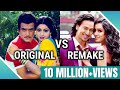 Original Vs. Remake #3 | Bollywood Songs (The Best Songs)| (FULL HD)