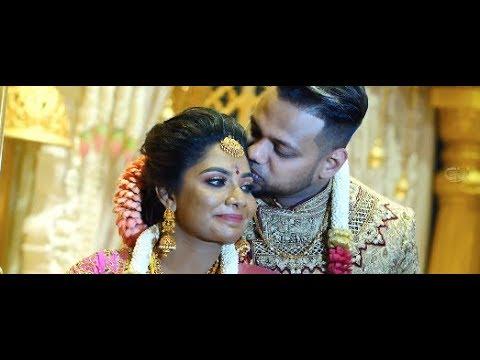 Malaysian Indian Wedding Highlight Of Muventhan & Amutha By Golden Dreams GDU