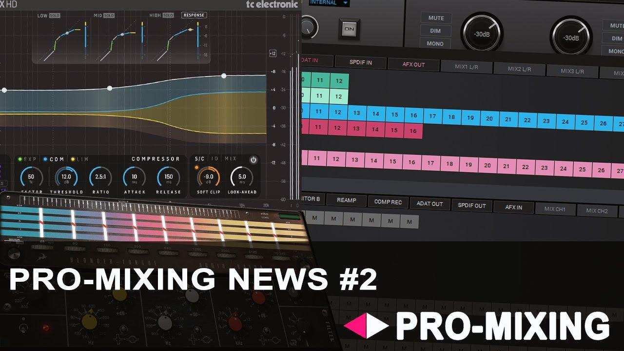 Pro Mixing News #2 Июнь [Арам Киракосян]