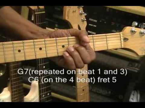 The Ohio Players Love Rollercoaster  How To Play On Guitar Funky Friday Red Hot Chili Peppers