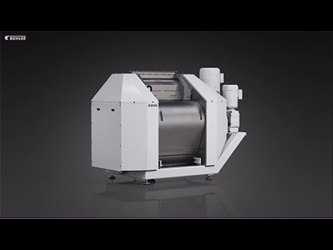 Flaking Roller Mill MDFA
