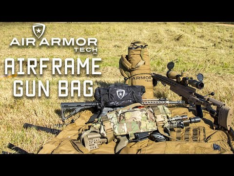 The Best Dual Purpose Gun Bag Ever! | Airframe gun bag | Tactical Rifleman