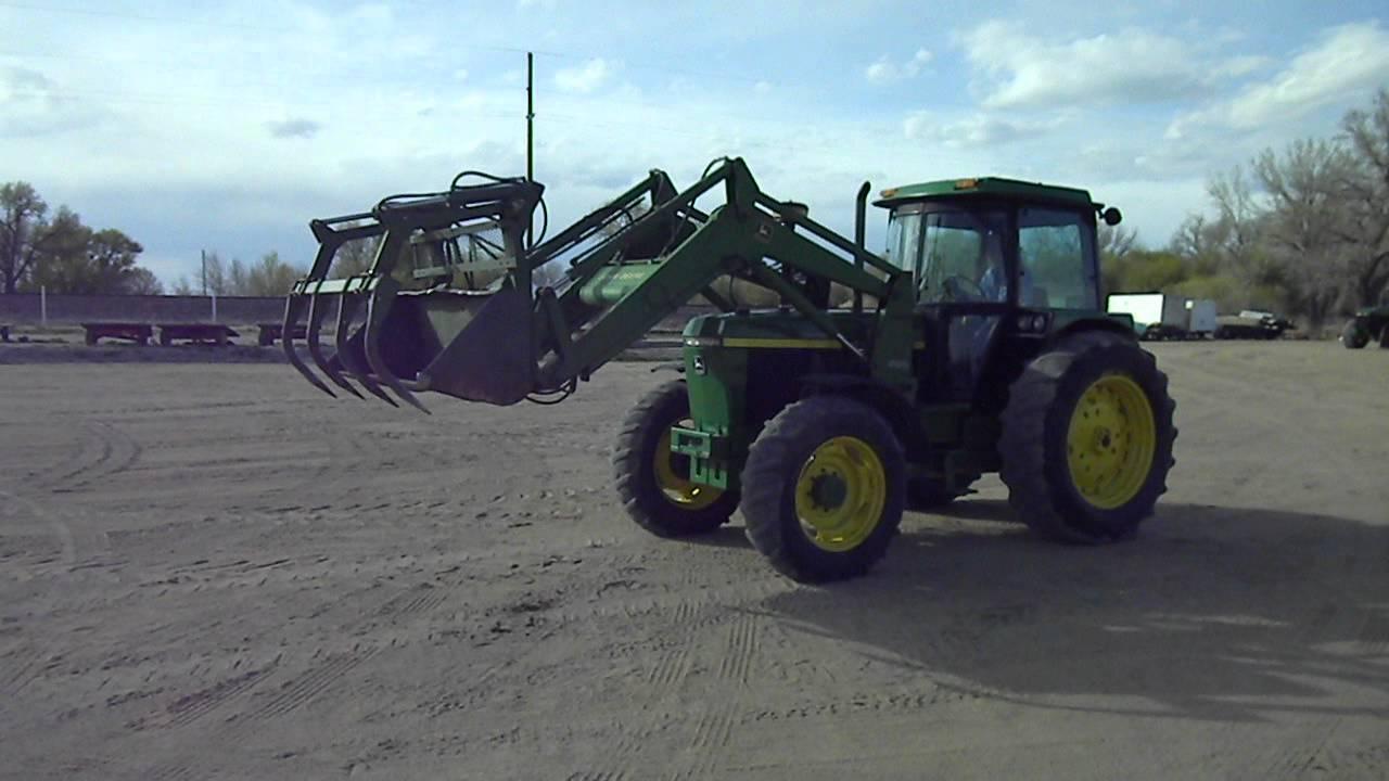 John Deere 3155 Loader Tractor - Auctioneers Miller & Associates