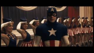 Radio-Friendly Pop Song - Captain America