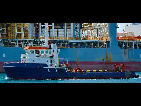 1984 OFFSHORE Supply and Support Vessel 40.00 m - EUR 1,200,000