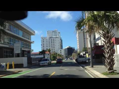 Paseo de Plaza Las Americas a la Perla viejo San Juan.