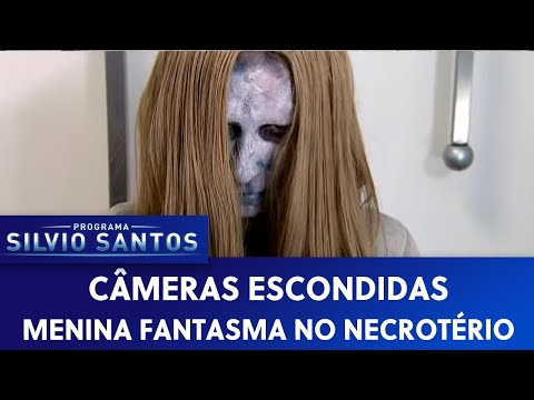 Menina Fantasma no Necrotério (Ghost Girl in the Morgue) | C