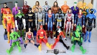 Coleção Bonecos Liga da Justiça 2018 : Batman, Superman, Lanterna Verde