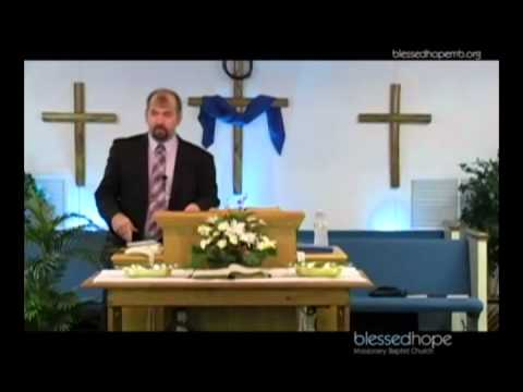 """Word of Hope (Blessed Hope MBC) """"Putting away man's Traditions"""""""