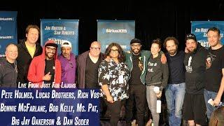 Pete Holmes, Lucas Bros, Rich Vos, Bonnie McFarlane, Bob Kelly, Ms Pat, Big Jay, Dan Soder - JFL '19