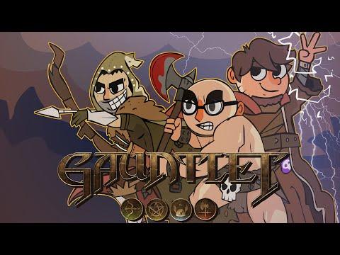 Gauntlet - Episode 4! [Draw]