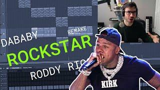 DaBaby – Rockstar ft. Roddy Ricch (IAMM Remake)