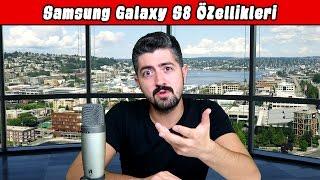 Samsung Galaxy S8 Özellikleri ve Note7 Hezimeti