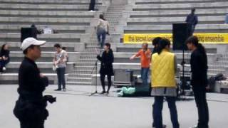 Rehearsal 2 - 龔志成Ensemble feat. Shadow Kim, Mike Yuen at公園好聲 第二回 Part 2