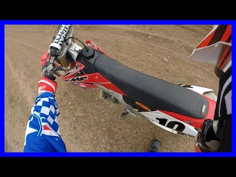 😡BROKEN DIRT BIKE!! 😡