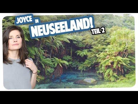 Spa mit Joyce & Pups-Geruch in Rotorua | Neuseeland FMA Teil 2